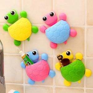 Toothbrush Holder - Tortoise - Assorted-BATHROOM ESSENTIALS-PropShop24.com