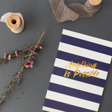 Anything is possible Book-STATIONERY-PropShop24.com