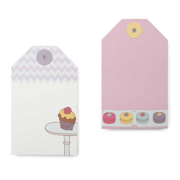 Gift Tags - The Dessert Buffet-Stationery-PropShop24.com