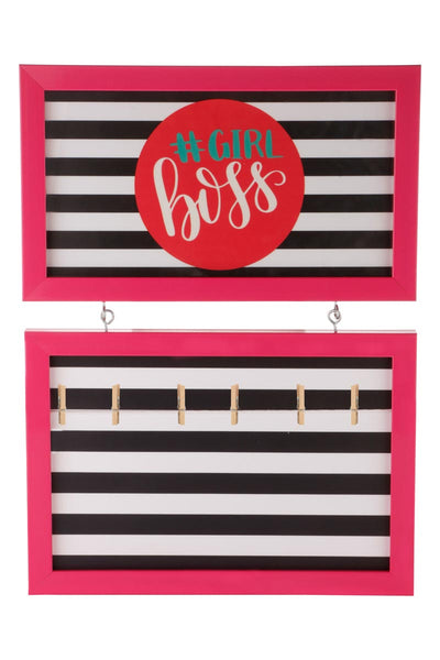 Girl Boss Pink Photo Clipper-Home-PropShop24.com