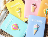 Passport Cover - Ice Cream Scoops-FASHION-PropShop24.com