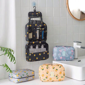 Waterproof Hanging Travel Organizer Toiletry Kit Cosmetic Pouch-WOMEN-PropShop24.com