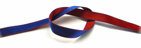 Blue-Red Ribbon-STATIONERY-PropShop24.com
