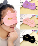 Cat face eye mask - Assorted-PERSONAL-PropShop24.com