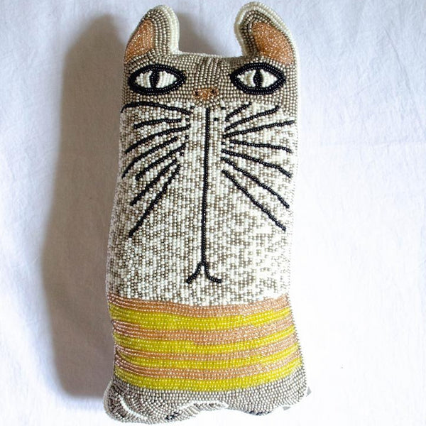 Cushion - Quirky Cat Shape-HOME-PropShop24.com