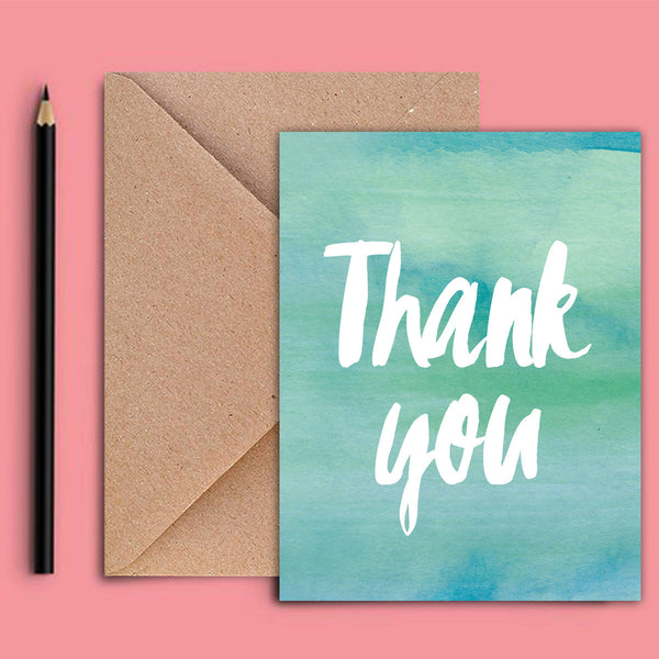 Greeting card - Thank you-Gifting-PropShop24.com