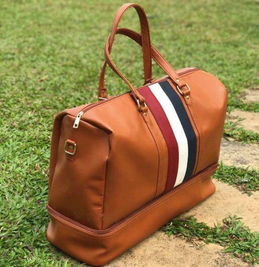 Duffel Bag - 3 Stripped-FASHION-PropShop24.com