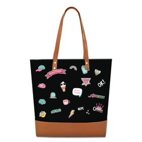 Tote Bag - Sticker Life-Fashion-PropShop24.com