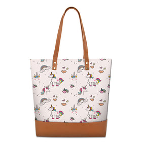 Tote Bag - Unicorn Pattern-Fashion-PropShop24.com