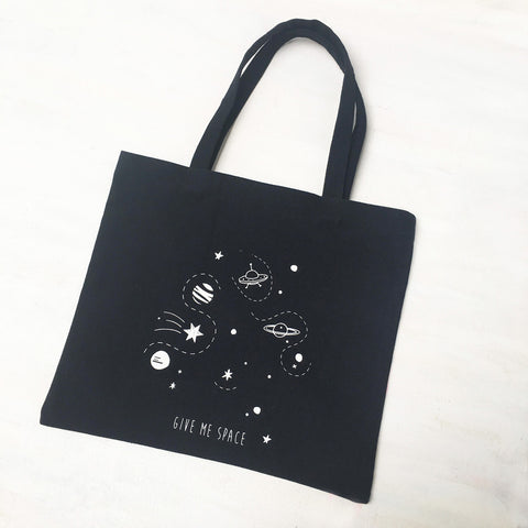 Tote - Give me Space-Fashion-PropShop24.com