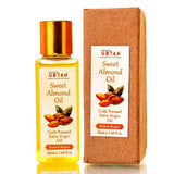 Cold Pressed Sweet Almond Oil - 50ml-BEAUTY-PropShop24.com