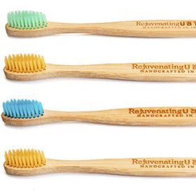 Bamboo Toothbrush - Pack of 4-BEAUTY-PropShop24.com