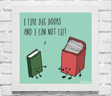 Frame - I Like Big Books-Home-PropShop24.com