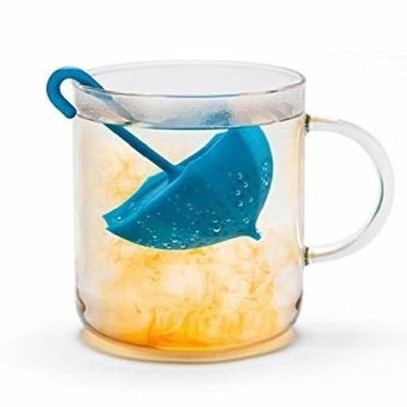 Tea Infuser - Umbrella - Blue-DINING + KITCHEN-PropShop24.com
