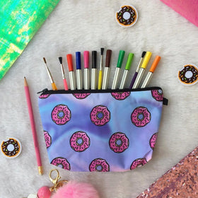 Utility Pouch - Holo Donuts-FASHION-PropShop24.com