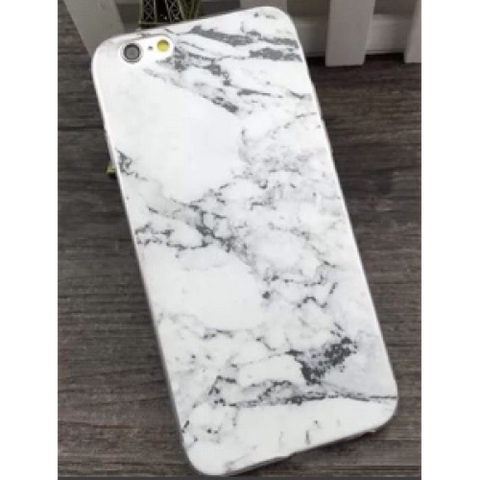 phone cover - marble - white and black-Gadgets-PropShop24.com