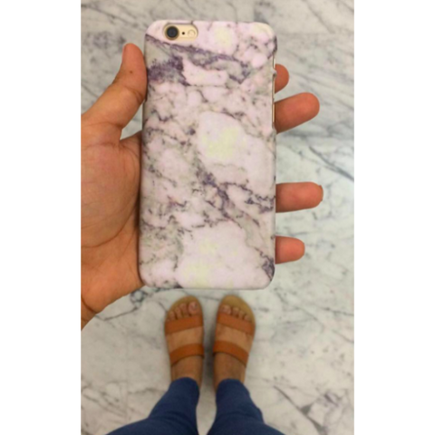 phone cover - marble - white-Gadgets-PropShop24.com