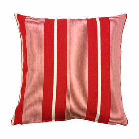 Cushions - Red & White stripes-Home-PropShop24.com