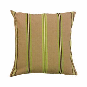 Cushions - Beige with Green stripes-Home-PropShop24.com