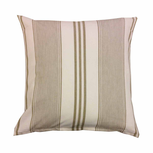 Cushions - White & Beige stripes-Home-PropShop24.com