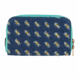 Wallet - Blue Gliter Wow-Fashion-PropShop24.com