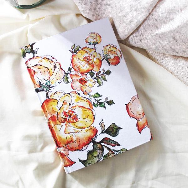 Diary Wildfields 3 - 50 Pages - Big-Stationery-PropShop24.com
