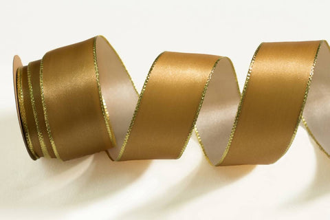 RIBBON - wired - gold-Stationery-PropShop24.com
