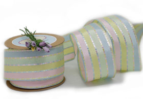 MULTICOLOURED PASTEL STRIPES-STATIONERY-PropShop24.com