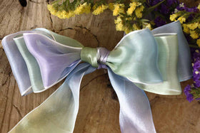 Ribbon - Wired - Sheer Lavendar-Stationery-PropShop24.com