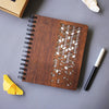 Wooden Notebook - Himalayan Musk-NOTEBOOKS + JOURNALS-PropShop24.com