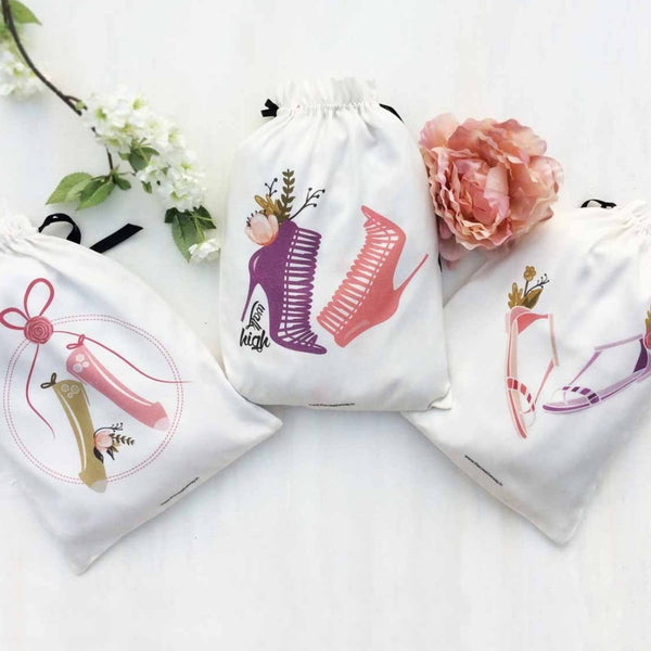 Shoe Bags - For Her - Set Of 3-FASHION-PropShop24.com