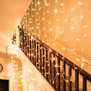 Curtain LED String Light - 2.7m-HOME ACCESSORIES-PropShop24.com