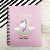 Planner - Unicorn - You are straight up magic-STATIONERY-PropShop24.com
