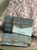 Personalized Notecard Set - Pastel Marbled - C.O.D Not Available-STATIONERY-PropShop24.com