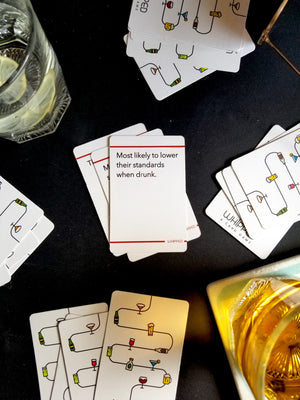 Whipped - A Card Game-BAR + PARTY-PropShop24.com