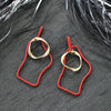 Earrings - Wiggles-EARRINGS-PropShop24.com
