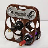 Wine Bottle Rack with Tool Set-Home-PropShop24.com