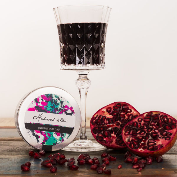 Gourmet Wine Bath - Luxury Soap with Wine & Pomegranate-Beauty-PropShop24.com