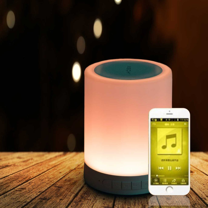 Smart LED Bluetooth Speakers-GADGET ACCESSORIES-PropShop24.com