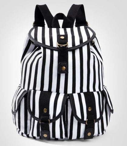 Backpack - Zebra Printed-Fashion-PropShop24.com