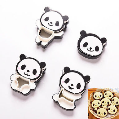 Cookie Cutter Set - PANDA