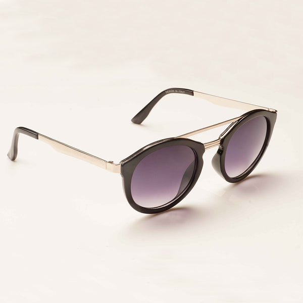 Sunglasses - Black And Silver Bridge-Fashion-PropShop24.com