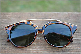 Sunglasses - Tokyo - Animal Print Bridge-Fashion-PropShop24.com
