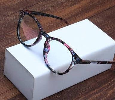 Reading glasses - Floral Print Anti Reflector