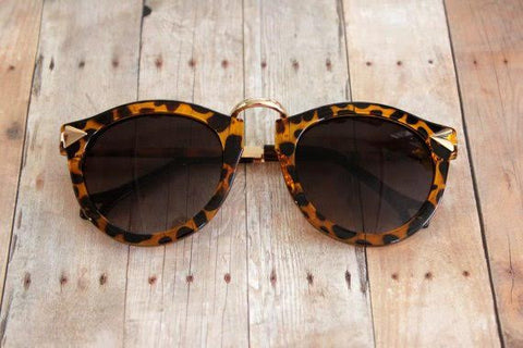 Sunglasses - Leopord Print - Arrow-Fashion-PropShop24.com