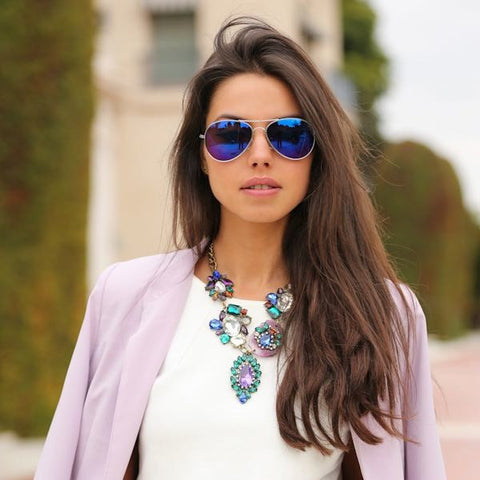Sunglasses - Capri - Royal Blue-Fashion-PropShop24.com