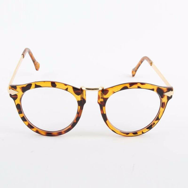 Glasses - Anti Reflective - Leopard Print Arrow-Fashion-PropShop24.com