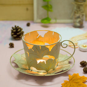 Whimsical Tea cup Candle Stand-HOME-PropShop24.com