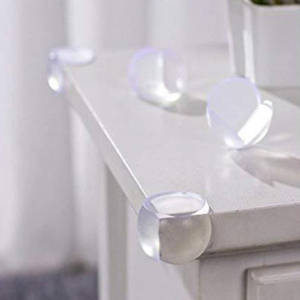 4pc Baby Corner Safety Guards for Furniture Against Sharp Corners-HOME-PropShop24.com