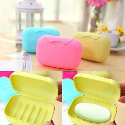 Travel Soap Case - Big Size - SET OF 2 - ASSORTED COLORS-HOME-PropShop24.com